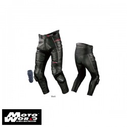Komine PK-781 Leather Pants Satutno II