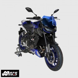 Ermax 0302Y22 Sport Windshield for MT09/FZ9 2017
