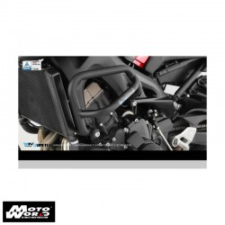 DMV DIEGYA03SK Engine Guard-Black