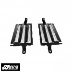 Hepco & Becker 42380000 Wunderlich Water Cooler Radiator Guard for BMW R1200GS LC