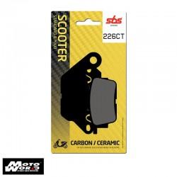 SBS 226CT Brake Pads