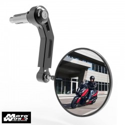 Oxford OX711 Premium Aluminium Left Hand Mirror