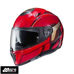 HJC i 70 DC Comics Flash Full Face Motorcycle Helmet