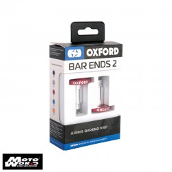 Oxford OX5 2 Bar Ends