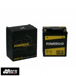 Poweroad YG7L-BS Nano Gel Battery