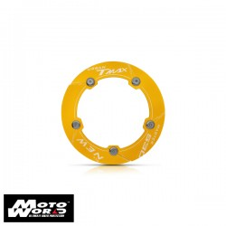 Dimotiv DIPCRYA03G Gold Transmission Belt Pulley Cover