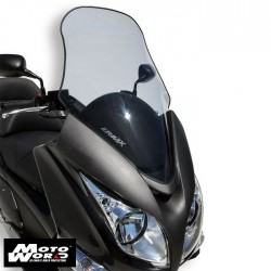 Ermax 020154107 Grey Scooter Windshield for Honda SW T400 09-17 SW T600 11-17