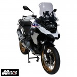Ermax 0110047 Light Black High Protection Windshield for R1250GS 19