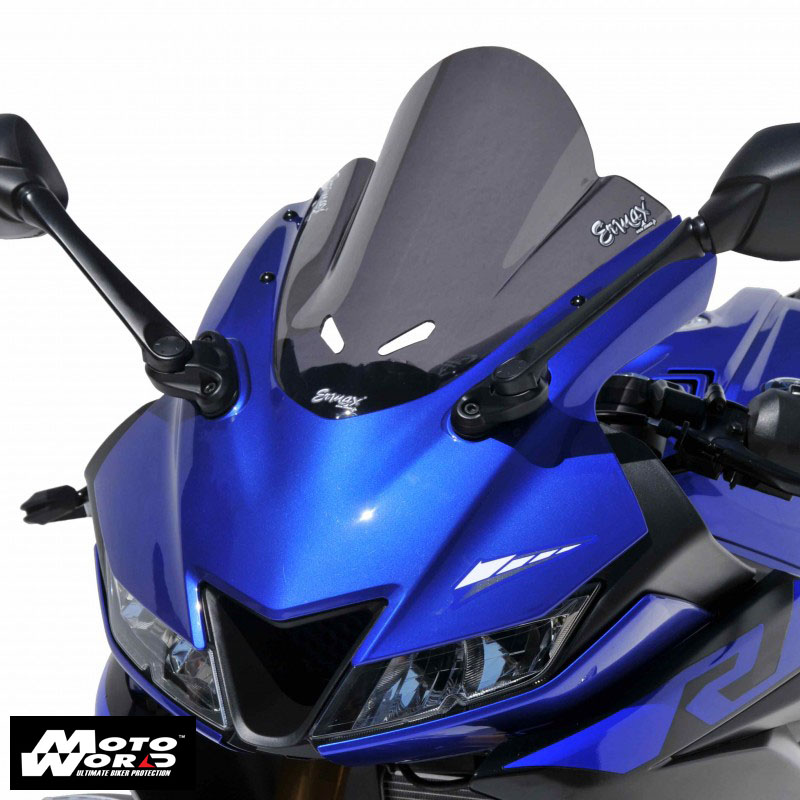 Ermax 0702Y8803 Light Black Aeromax Screen for YZFR125 '19