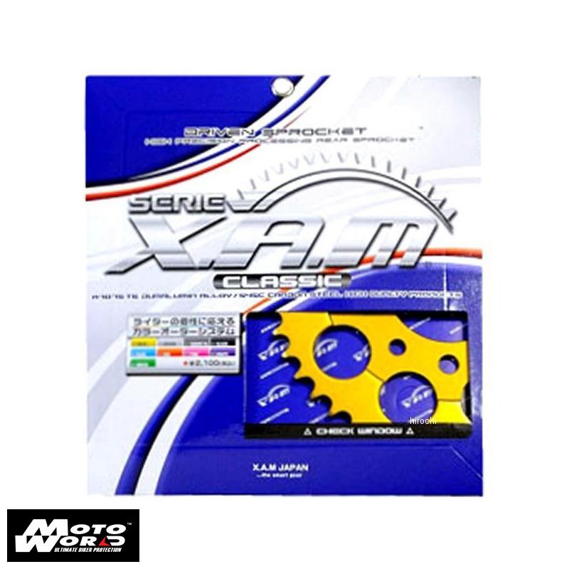 XAM A411939 Classic Sprocket for Honda 520-NC700C/X/CBR400R