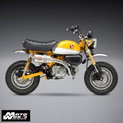 Yoshimura 12130A5500 RS-3 FS SS-SS-TI Works Finish for Honda Monkey 19