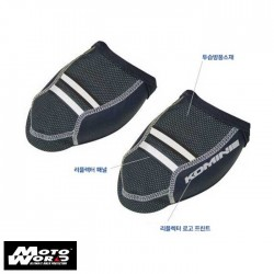 Komine AKC-301 Windproof Durable Toe Cover