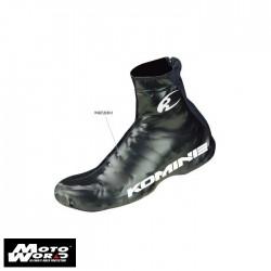Komine AKC303M Windproof Shoe Cover