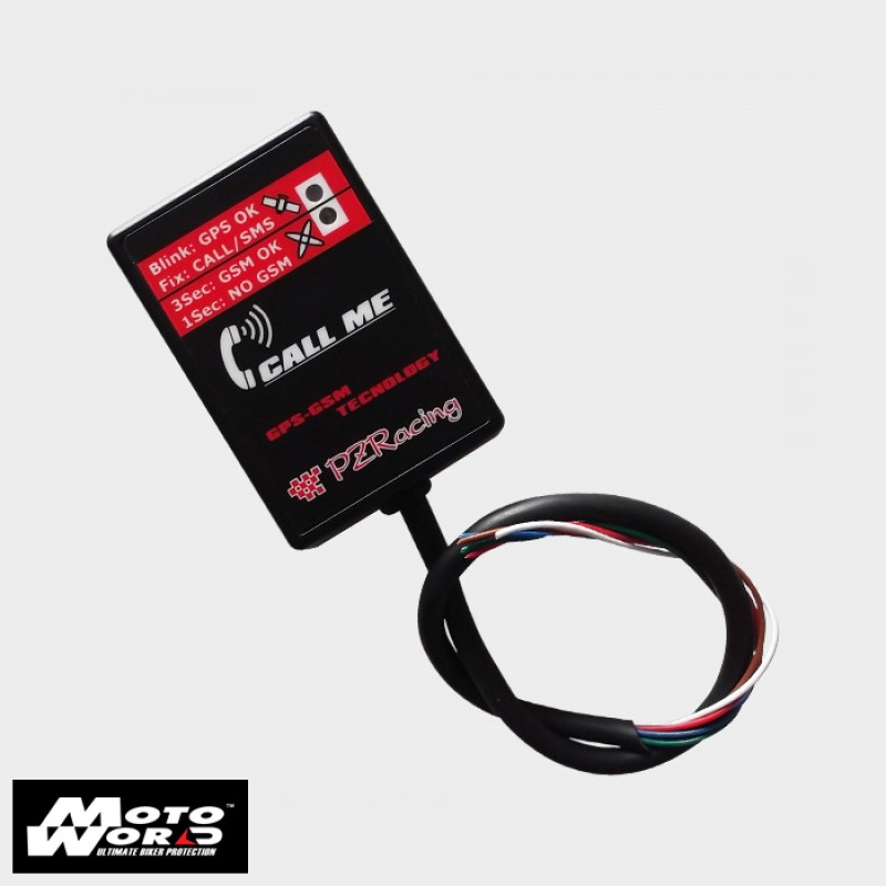 PZRacing CM100 Call Me Vehicle Locator GSM-GPS