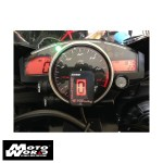 PZRacing GT310D2 Geartronic Zero Plug and Play Digital Gear Indicator for Ducati