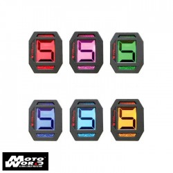 PZRacing GT400 Gear Indicator with Shiftlight