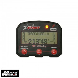 PZRacing ST100E Start Evo GPS Laptimer Bluetooth Data Acquisition