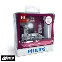 Philips 12258XV H1 X-treme Vision Headlight Bulb