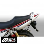 Plot Swage Line PSD152 Black Saddle Bag Support for Honda CB400SF 04-11 VTEC SPEC 3/Revo