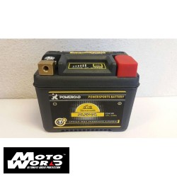 Poweroad YPLFP7L Lithium Motorcycle Battery
