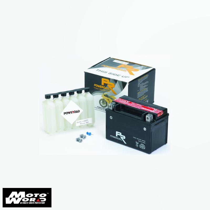 Poweroad YTZ14SBS Maintenance Free Battery
