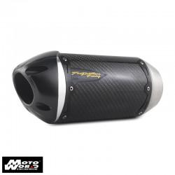 TBR 0054170105S1 S1R Standard Carbon Full System for Yamaha Fj-09 15-16 S1 Cf/Fs