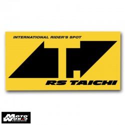 RS Taichi RSW001M T-Mark Sticker