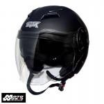 TRAX T-729 Open Face Motorcycle Helmet