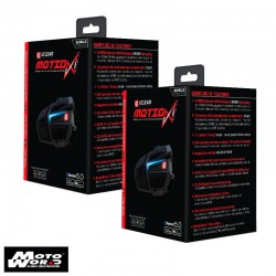 U Clear Motion Infinity Buddy Kit Bluetooth Helmet Audio System