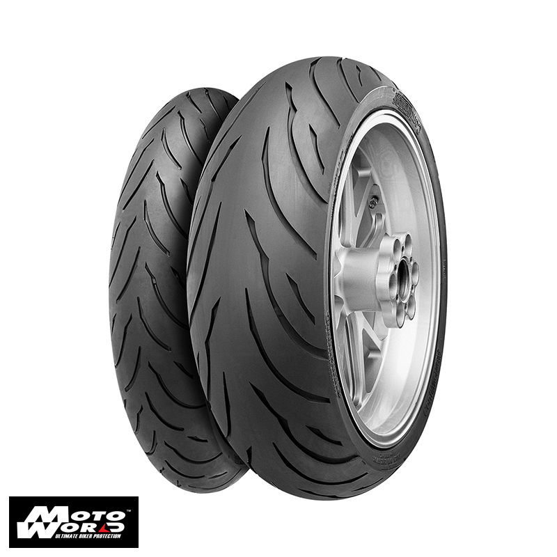 Continental Motion Sport Touring Front and Rear Tire Set