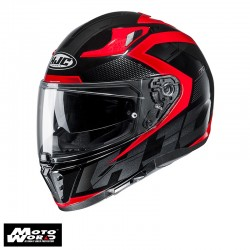 HJC i 70 Asto Full Face Motorcycle Helmet