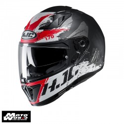 HJC i 70 Rias Full Face Motorcycle Helmet