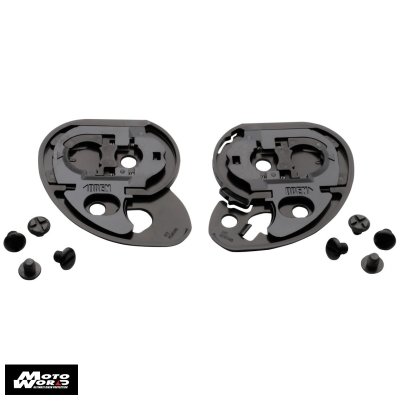 HJC DSX1 Gear Plate Set