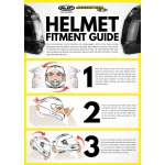 HJC FG JET Metal Open Face Motorcycle Helmet