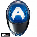 HJC RPHA 11 Captain American Full Face Helmet