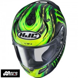 HJC RPHA 11 Crutchlow Replica Full Face Motorcycle Helmet