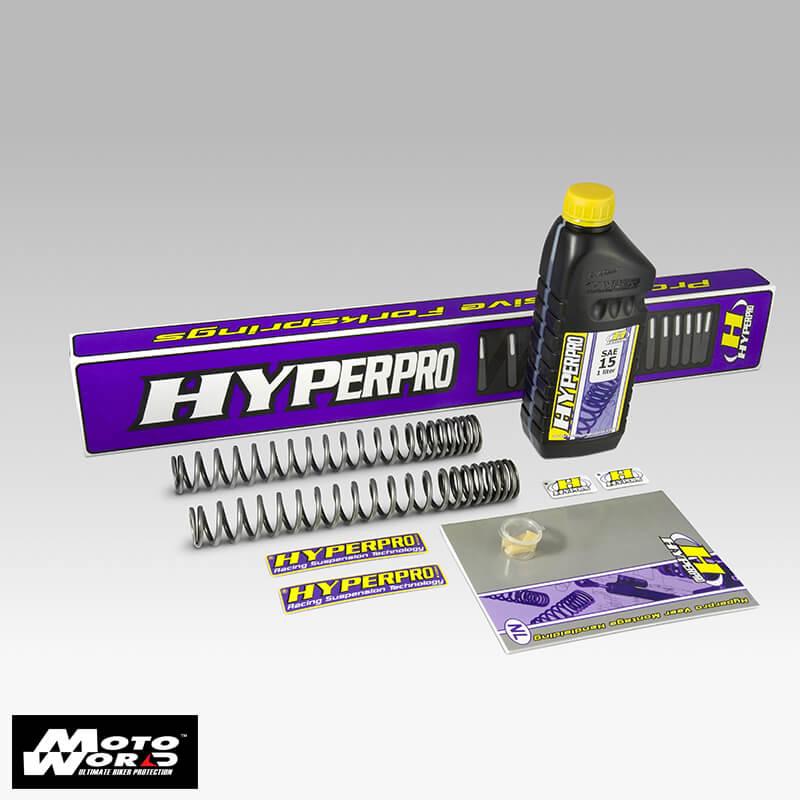 Hyperpro SPBM03SSA003 Progressive Fork Springs for BMW G 310 GS '17-18