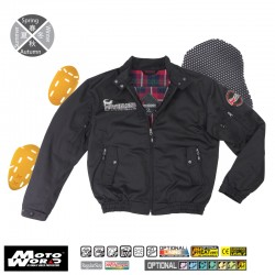 Komine JK 591 Protect Swingtop Jacket