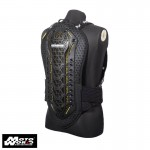 Komine SK822 CE Level 2 Black Multi Back Protector