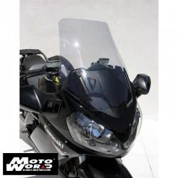 Ermax 010354036 Grey High Protection Windshield for Kawasaki GTR1400 15-17