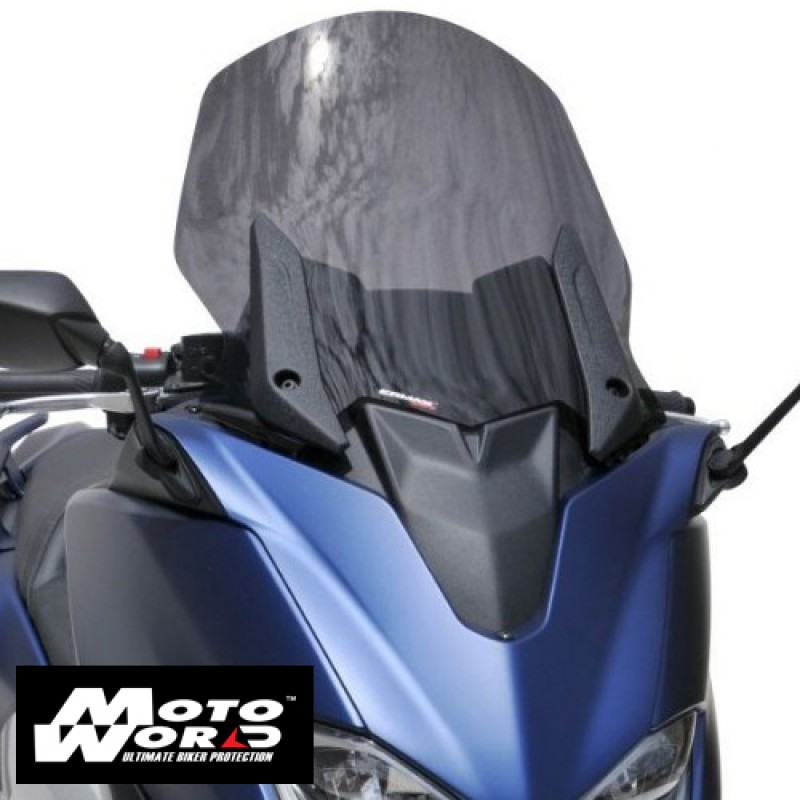 Ermax 0202Y2303 Light Black Original Windshield for T-MAX DX-SX 17-19