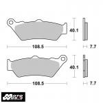 SBS 674HLS Brake Pad for BMW F650GS M695