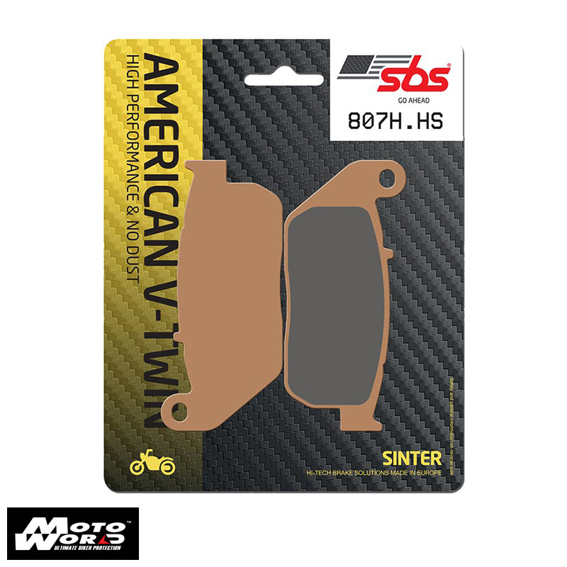 SBS 807HHS Brake Pad