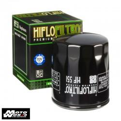 Hiflofiltro 551 Performance Oil Filter