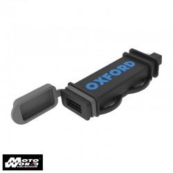 Oxford EL111 High Power USB Charging Kit