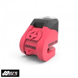 Oxford LK263 Scoot XD5 disc lock(5mm pin)
