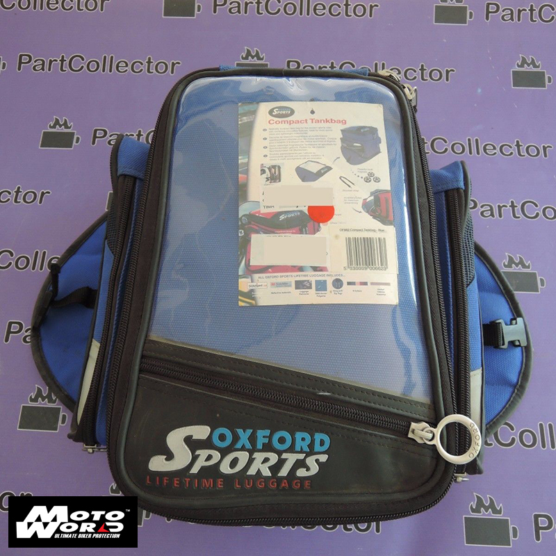 Oxford OF662 Sports Series Compact Bag- Blue