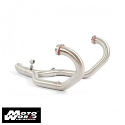 Remus 0101088010 Stainless Steel Header Set without Catalyst for BMW R1200GS