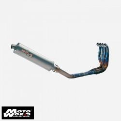 Remus 1103857007L Exhaust System for Suzuki GSX-R1000 AB 07