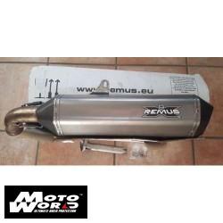 Remus 4882100254L Titanium Hexacone Silencer Exhaust Slip On 54mm
